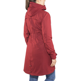 Bergans Bjerke 3in1 Coat Damen outer:burgundy/inner:dark navy